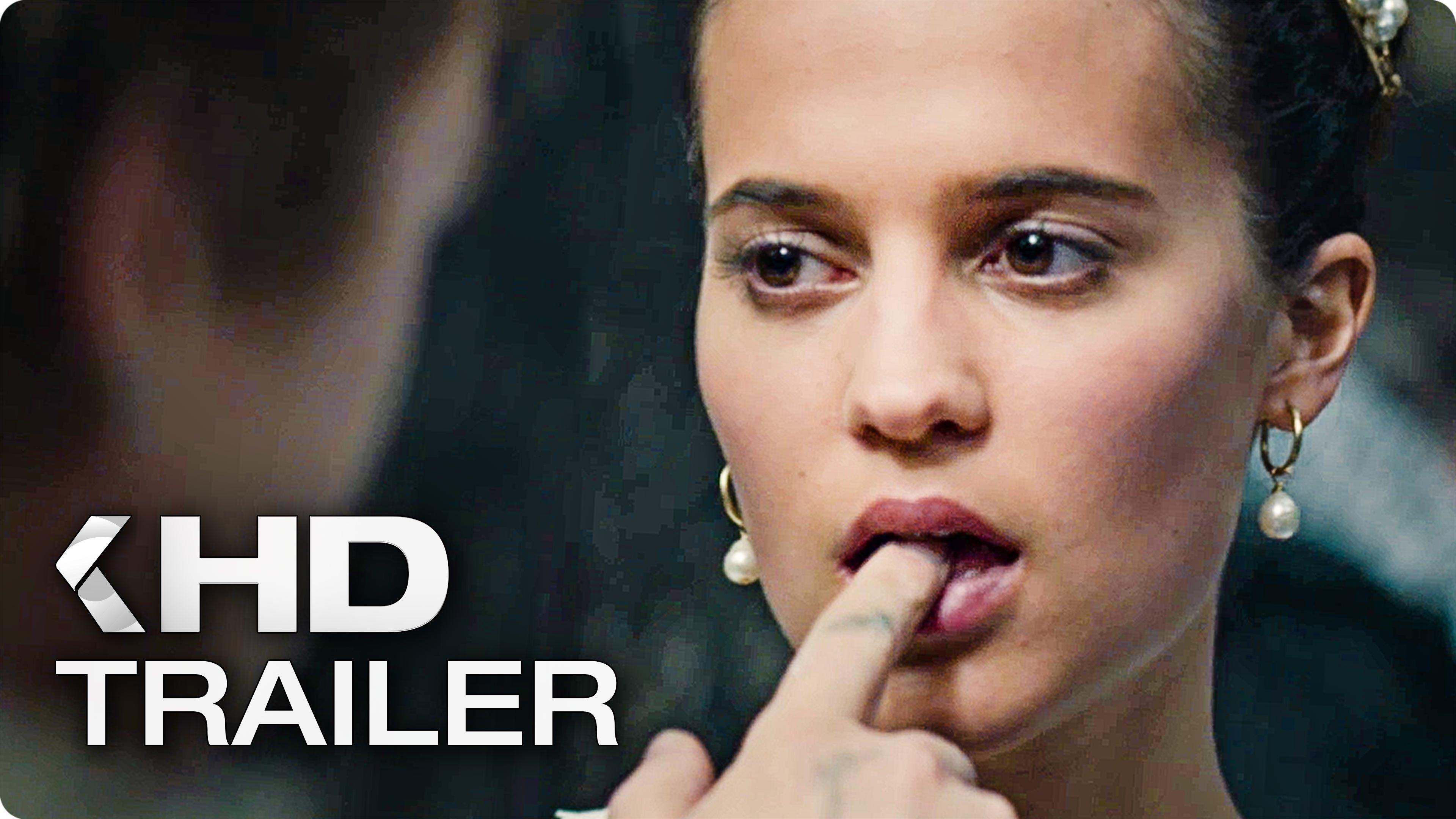 TULIP FEVER Trailer (2017)