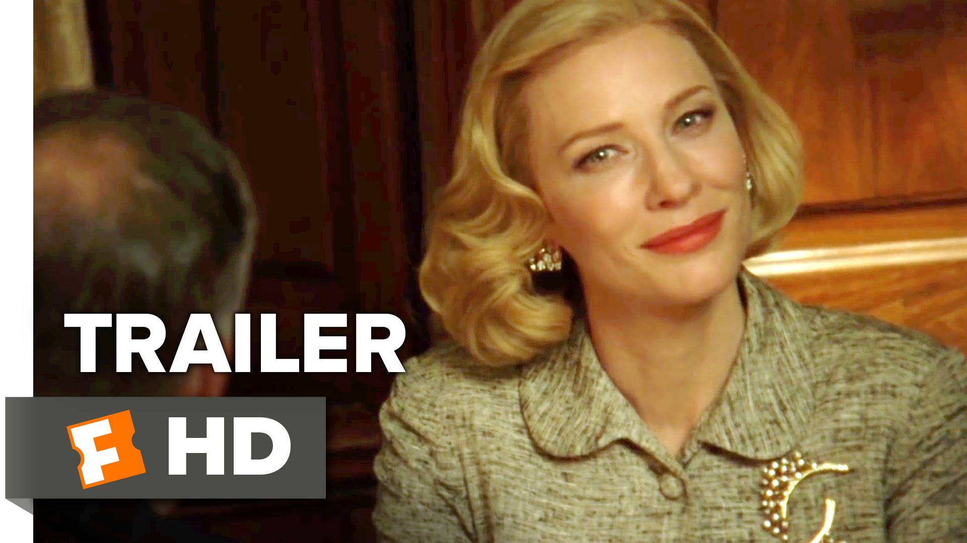 Carol Official Trailer #2 (2015) - Rooney Mara, Cate Blanchett Romance Movie HD