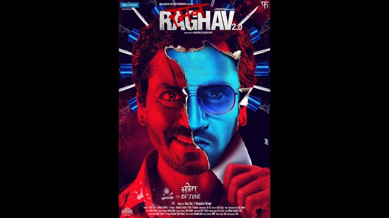 Raman Raghav 2.0 2016 720p BluRay Hindi   Full Movie HD