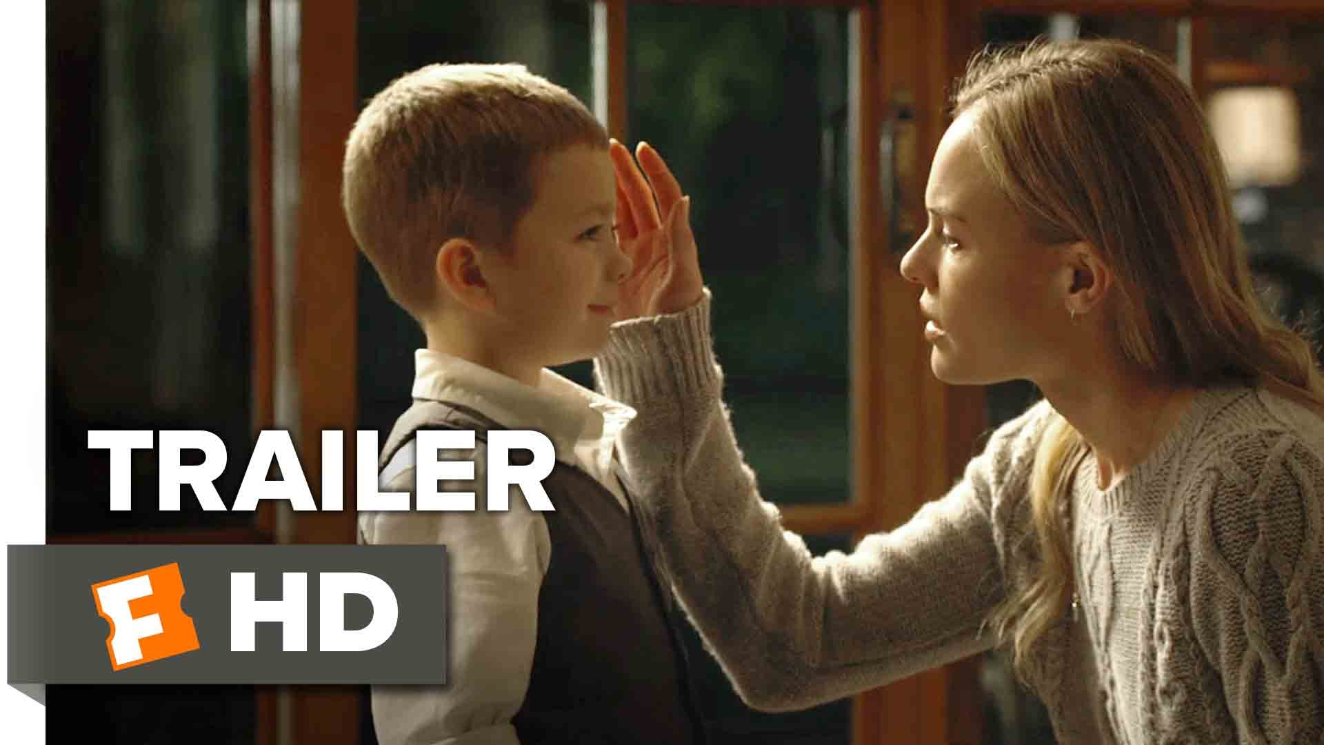 Before I Wake Official Trailer 1 (2016) - Kate Bosworth Movie