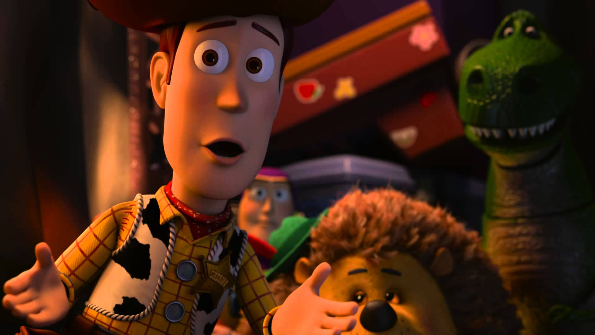 Toy Story of Terror! - Trailer