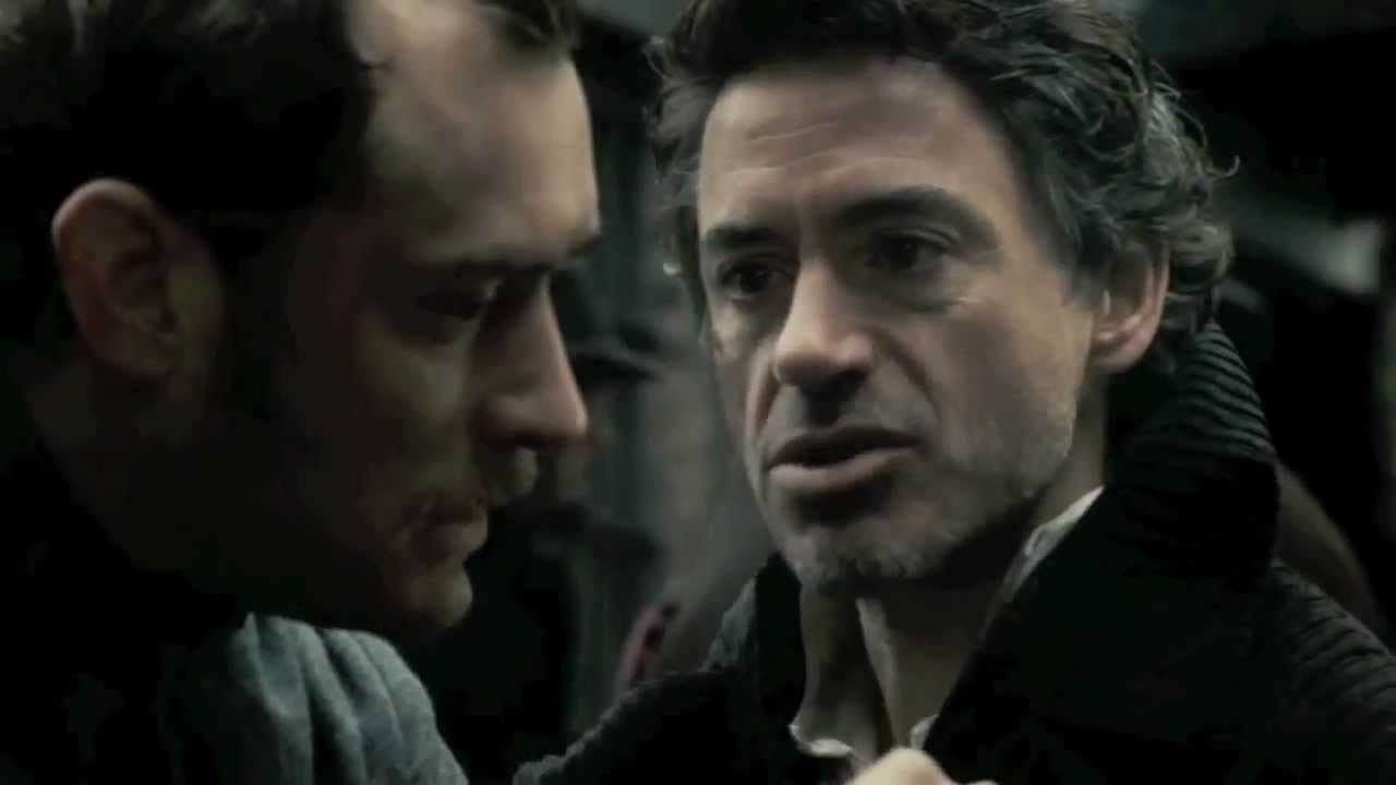 Sherlock Holmes 3: A Reign of Terror - Fan-made Trailer