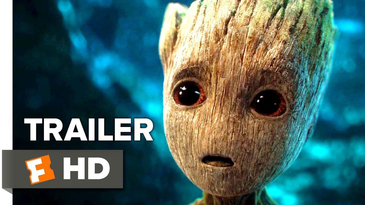 Guardians of the Galaxy Vol. 2 Official Trailer 1 (2017) - Chris Pratt Movie