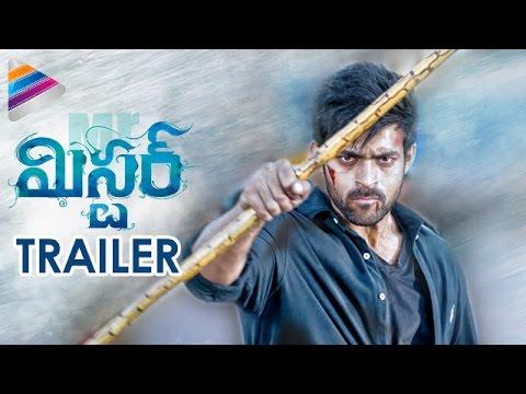 Mister Trailer | Mister Telugu Movie Theatrical Trailer | Varun Tej | Lavanya Tripathi | Hebah Patel