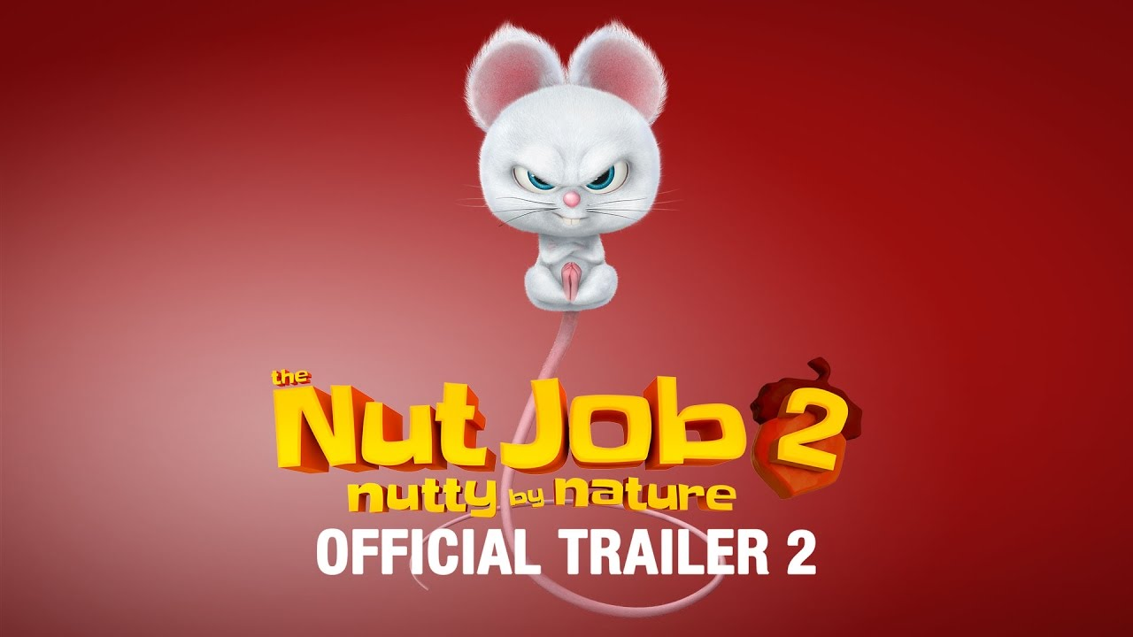 The Nut Job 2: Nutty by Nature - Official Trailer 2 - In Theaters August 11