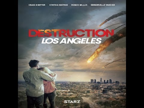 "Destruction Los Angeles (2017)_[HD]""  Trailer"" :Movie:"