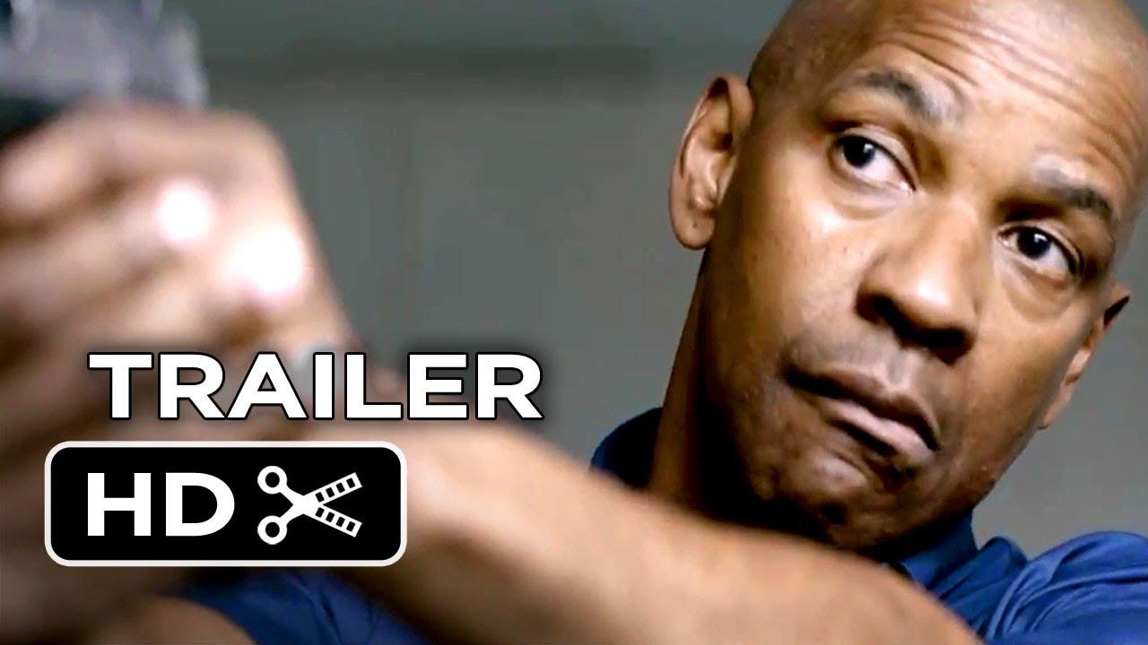 The Equalizer Official Trailer #1 (2014) - Denzel Washington Movie HD