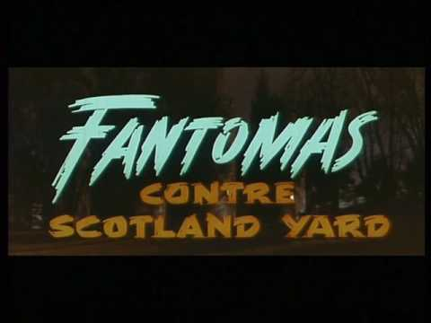 Fantomas kontra Scotland Yard (1966) - Trailer
