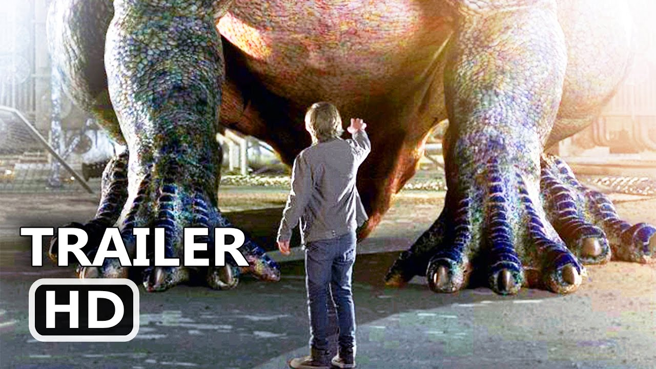 MY PET DINOSAUR Official Trailer (2017) Dinosaur Family Movie HD