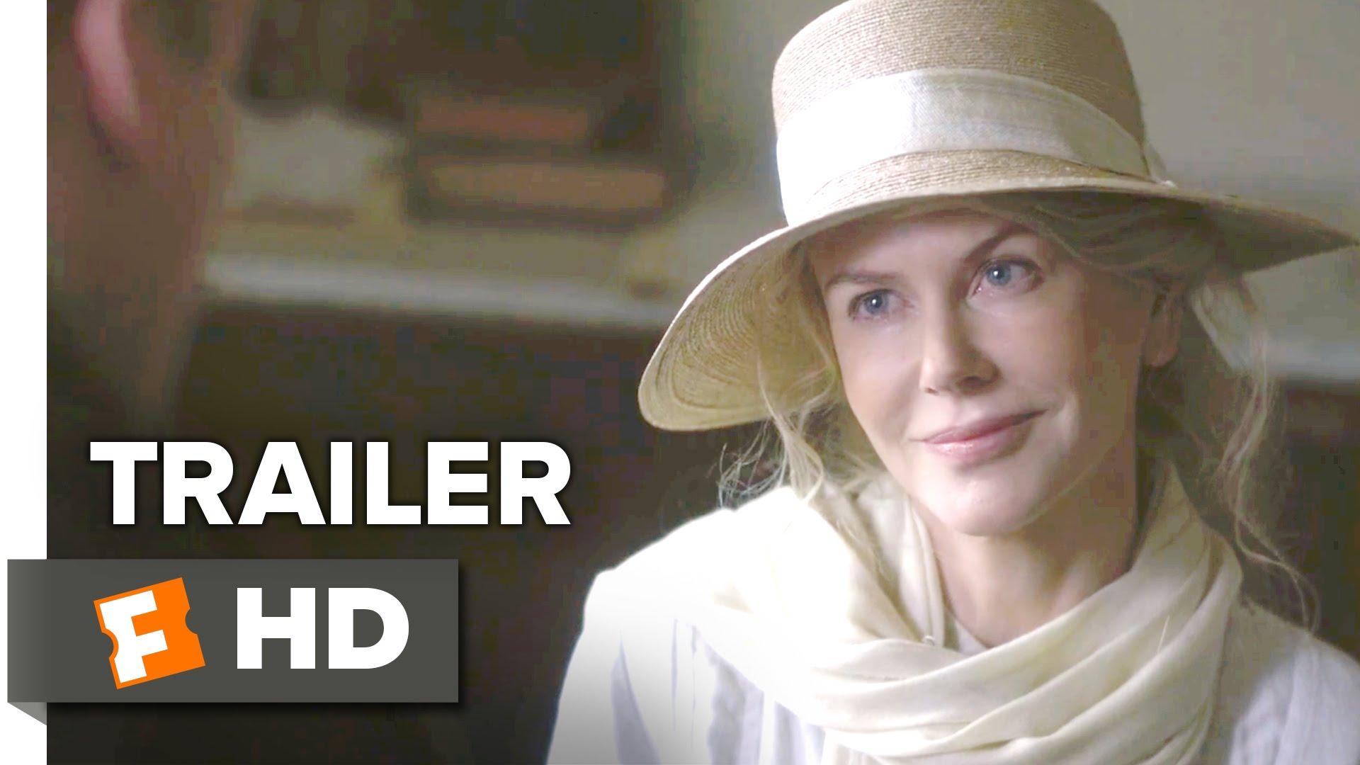 Queen of the Desert Official Trailer 1 (2016) - Nicole Kidman, James Franco Movie HD