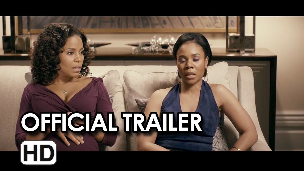 The Best Man Holiday Official Trailer #1 (2013) - Taye Diggs Movie HD