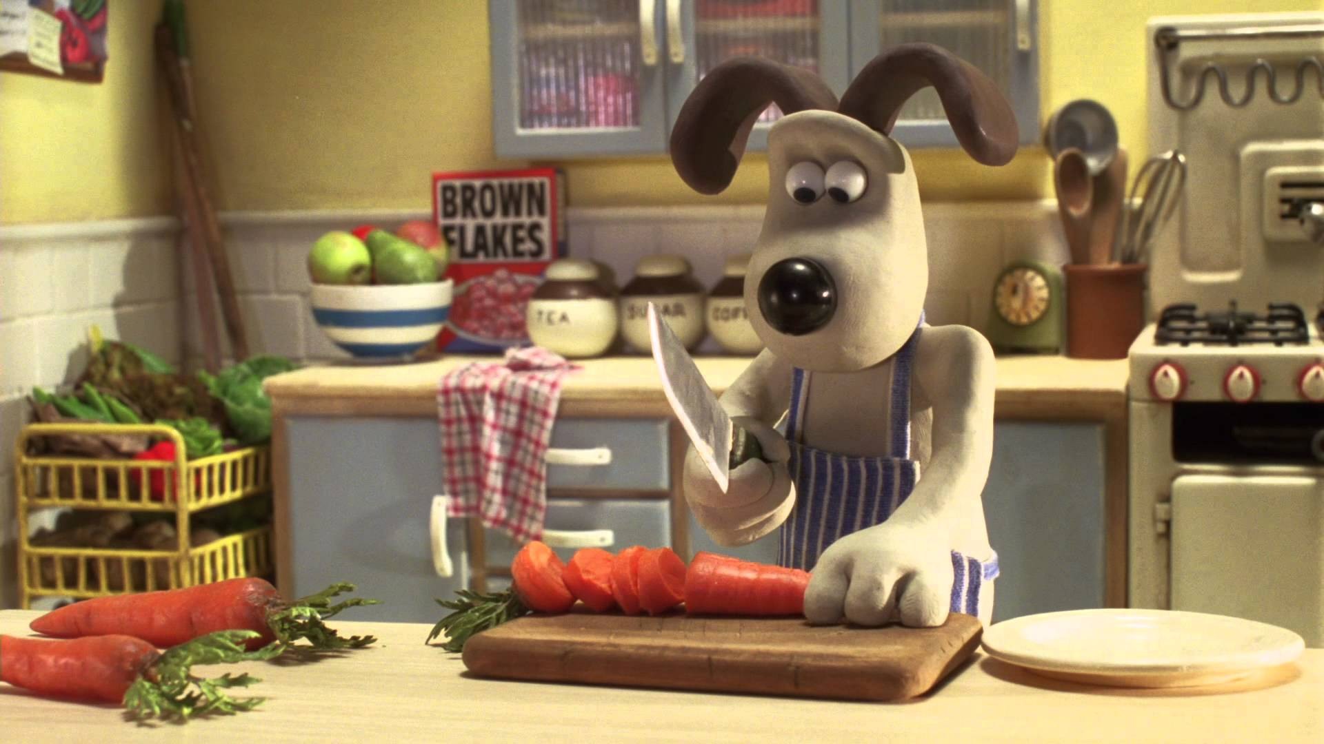 Wallace & Gromit: The Curse of the Were-Rabbit - Trailer