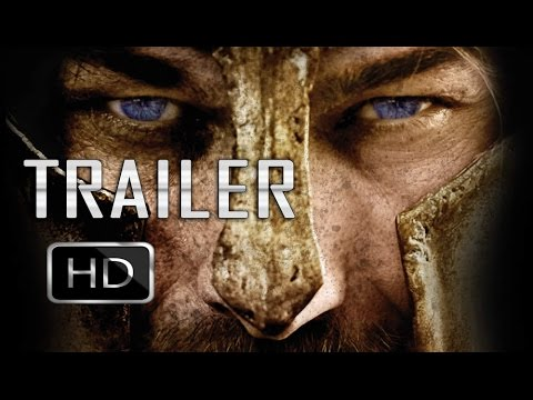 Spartacus Blood And Sand Trailer [HD]