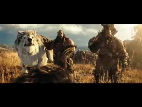 Warcraft  První střet 2016 trailer CZ dabing
