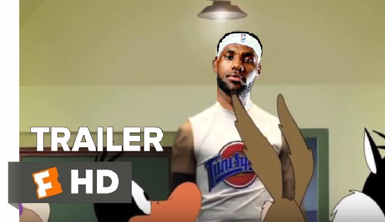 Space Jam 2 Trailer Teaser #1 (2017) with LeBron James - Fan Made