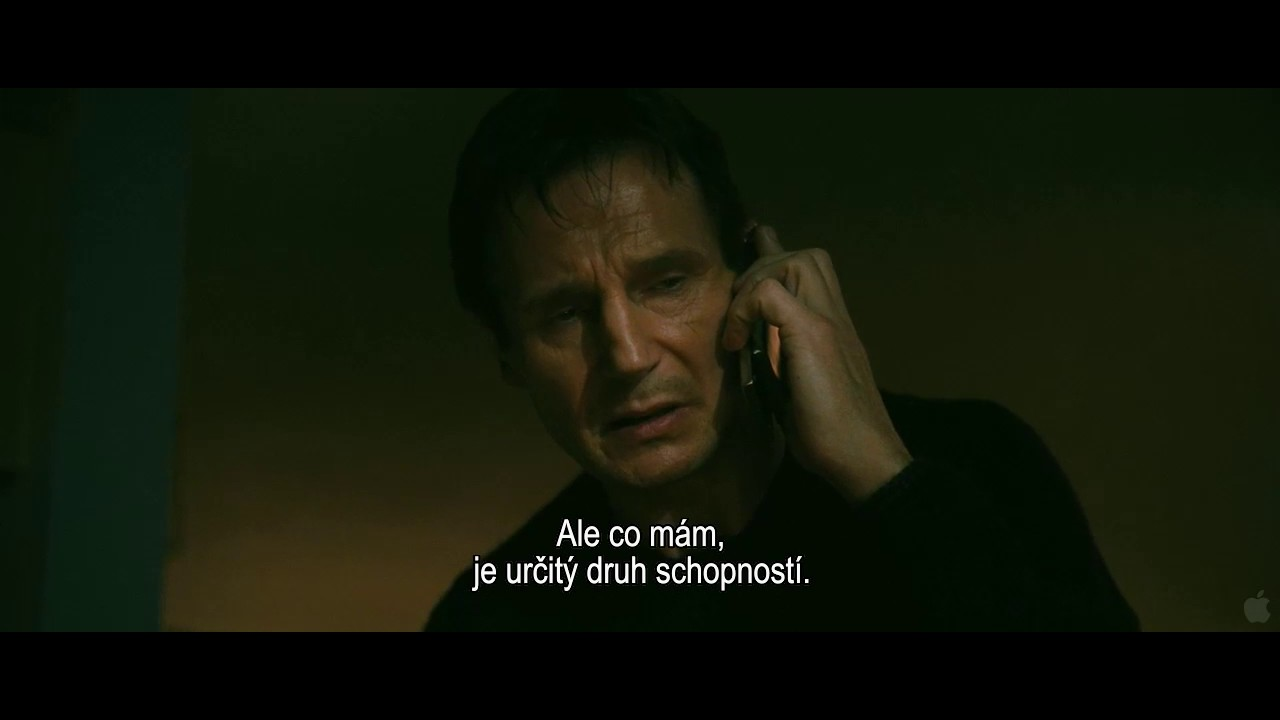 96 hodin (2008) - Trailer CZ