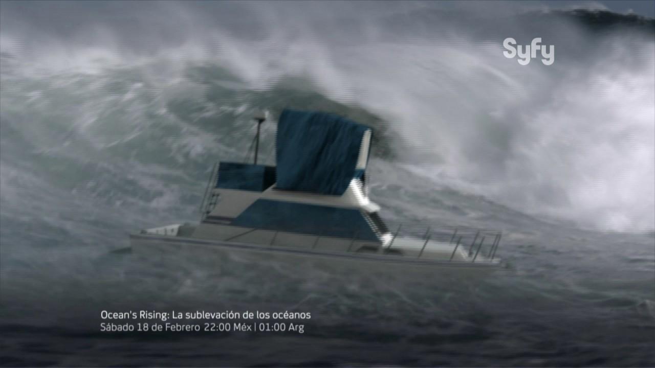 Ocean's Rising: Trailer