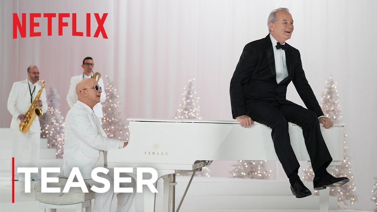 A Very Murray Christmas | Coming This Christmas [HD] | Netflix