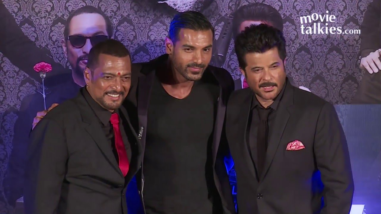 Welcome Back Trailer 2015 Launch Event  | Anil Kapoor, Nana Patekar, John Abraham