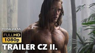 Legenda o Tarzanovi (2016) CZ HD trailer 2