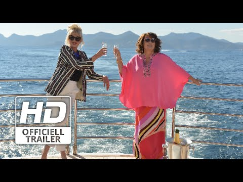 Absolutely Fabulous: The Movie | Officiell trailer #1
