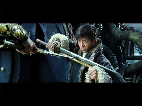 """Action Movies 2016 Chinese """"Time Raiders"""" Fantasy Warrior, New Adventure Movies 2016"""