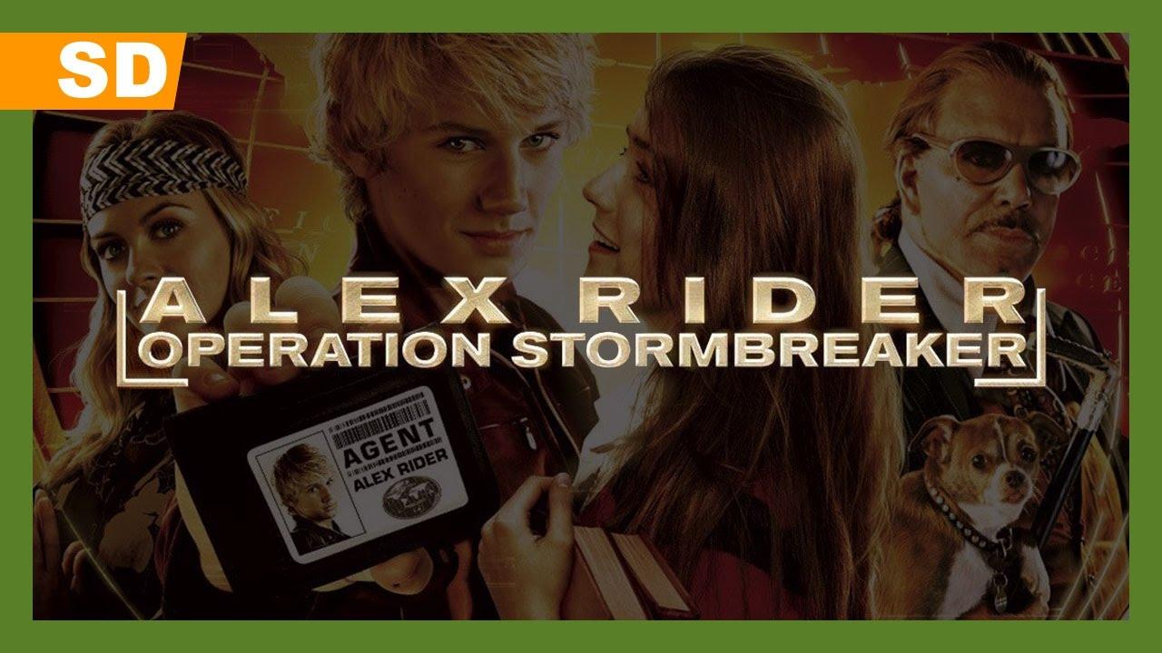 Alex Rider: Operation Stormbreaker (2006) Trailer