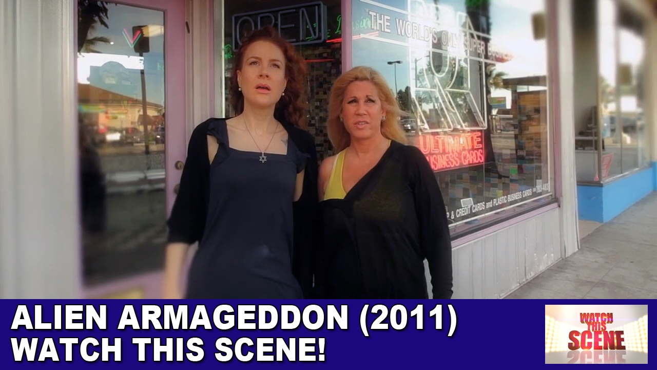 Alien Armageddon (2011) - Watch This Scene