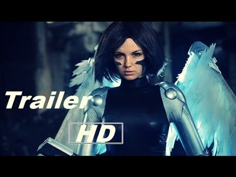 Alita: Battle Angel (2018) Movie Trailer Review ( Just For Fun and Enjoy )