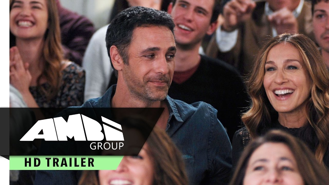 All Roads Lead to Rome - Official Trailer - Sarah Jessica Parker Movie - HD