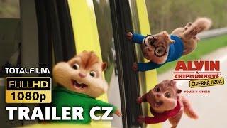 Alvin a Chipmunkové: Čiperná jízda (2016) CZ HD dabing trailer