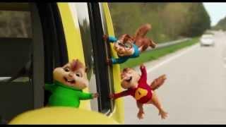 Alvin a Chipmunkové: Čiperná jízda (Alvin and The Chipmunks: The Road Chip) - oficiální český teaser