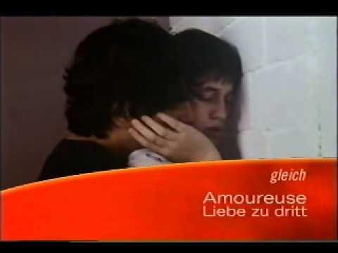 Amoureuse - Liebe zu dritt -  tm3 SPOT Télé allemande