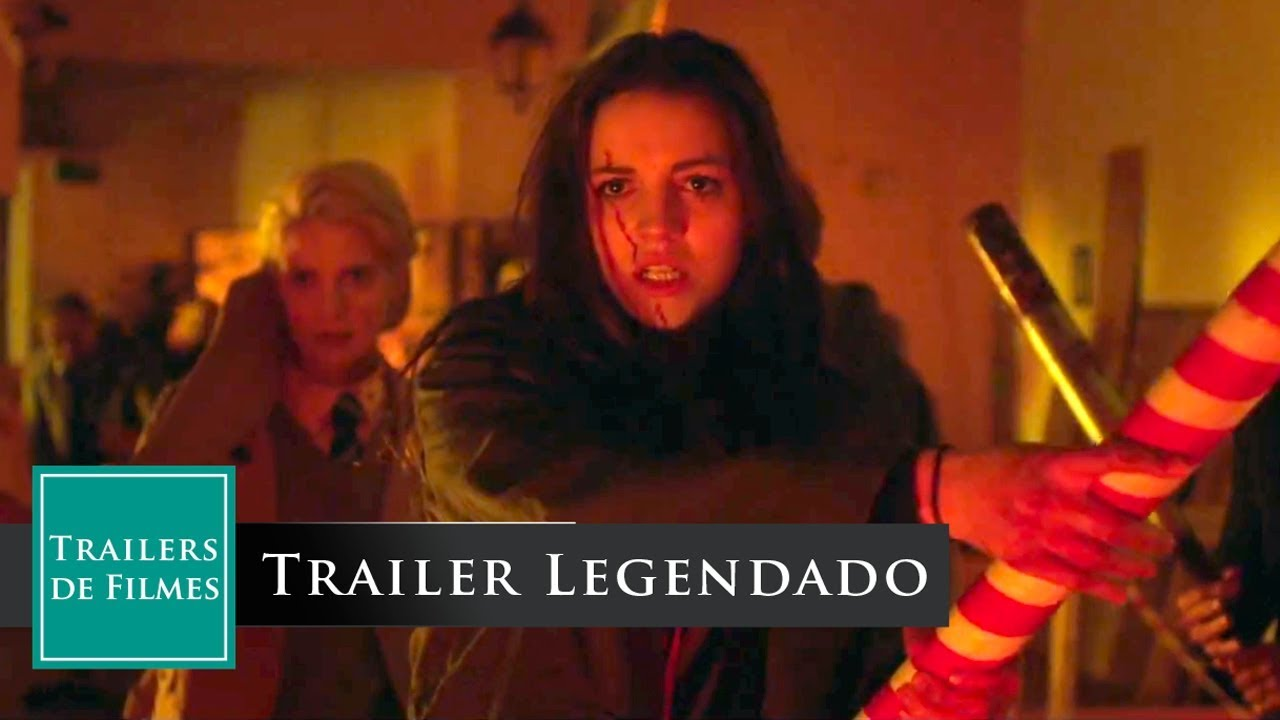 Anna and the Apocalypse (2017) Trailer Legendado