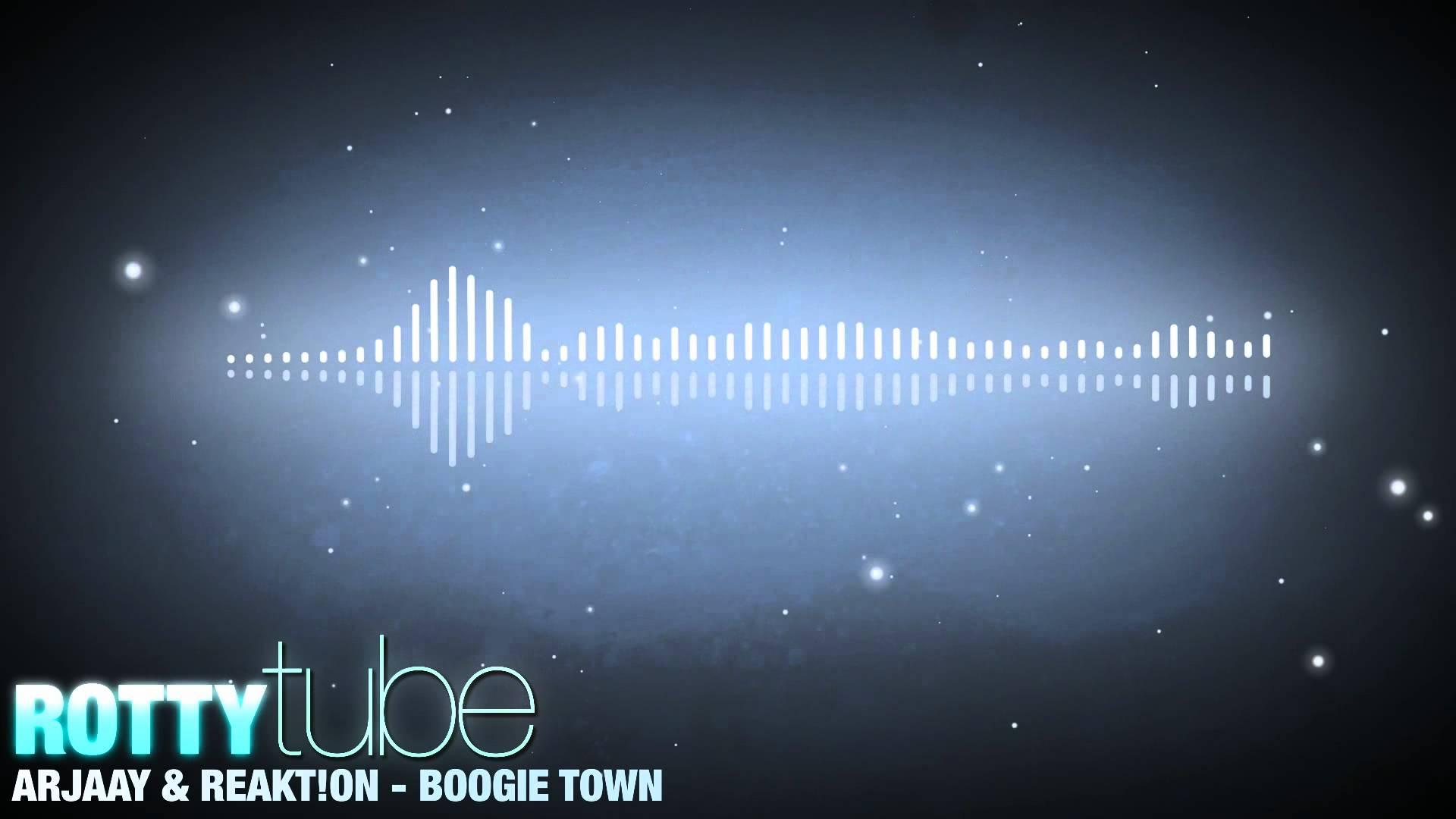 Arjaay & Reakt!on - Boogie Town [1080p]