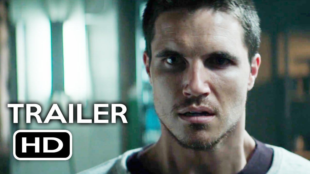 ARQ Official Trailer #1 (2016) Robbie Amell, Rachael Taylor Sci-Fi Thriller Movie HD