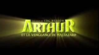 Arthur a Maltazardova pomsta (2009) - trailer