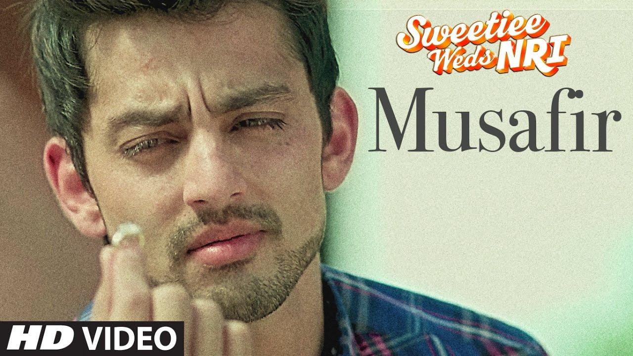 Atif Aslam: Musafir Song   Sweetiee Weds NRI   Himansh Kohli, Zoya Afroz   Palak  & Palash Muchhal