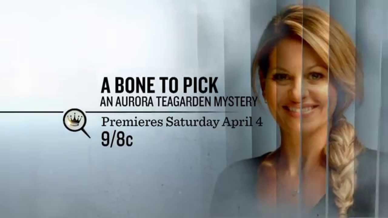 Aurora Teagarden Mystery: A Bone to Pick - Premieres Saturday, April 4th