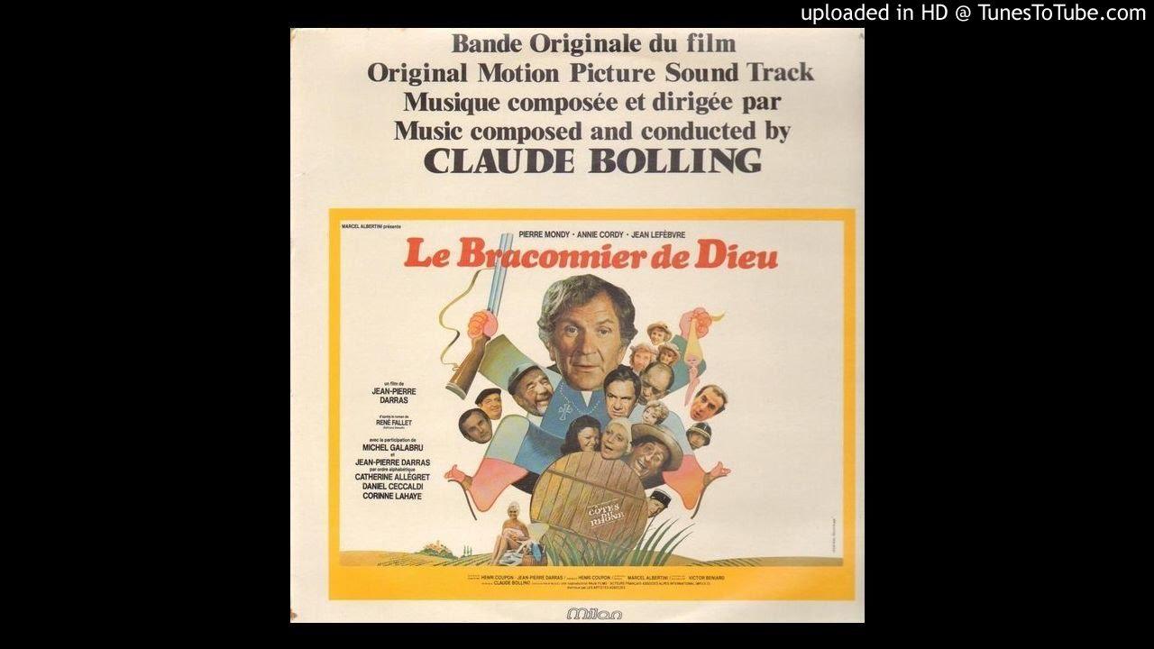 AUTO-STOP / BOF LE BRACONNIER DE DIEU / Claude Bolling