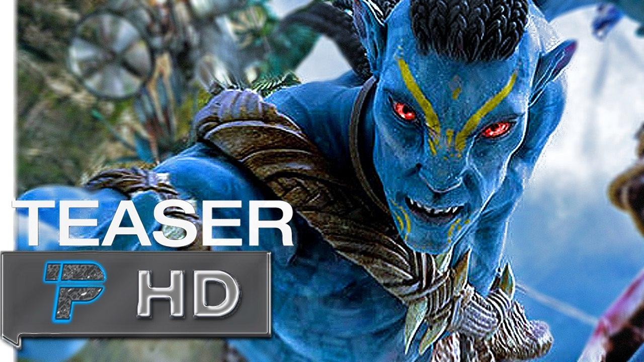 "Avatar 2 (2018 Movie) ""Return to Pandora"" Teaser Trailer (FanMade)"