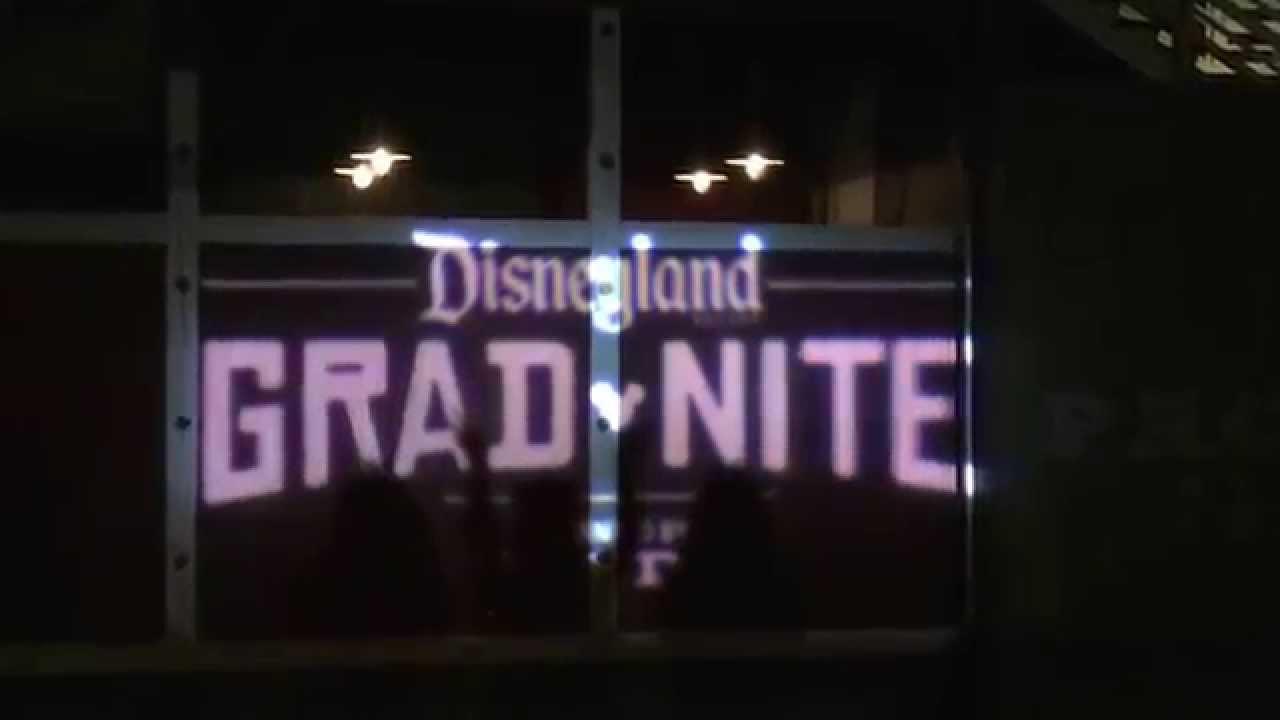 Grad Night Trailer
