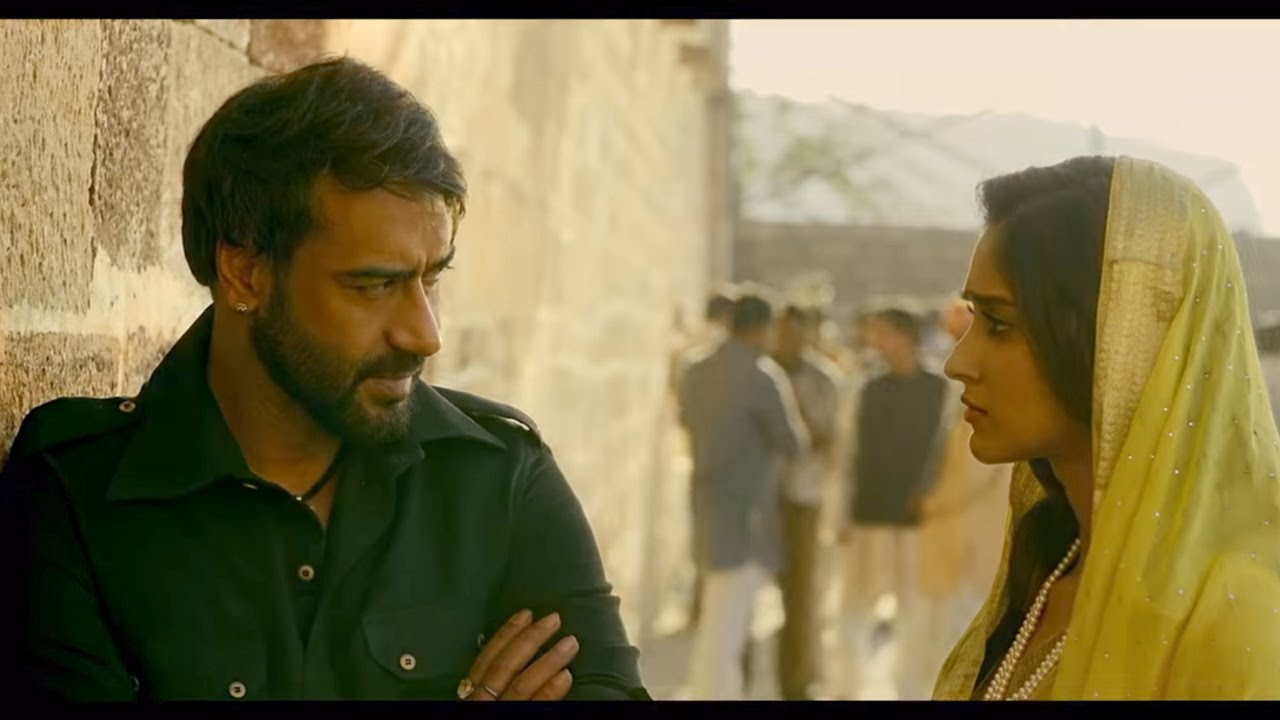 Baadshaho 2017 Movie - Ajay Devgn, Ileana D'Cruz, Emraan Hashmi, Esha Gupta | Trailer Launch Event