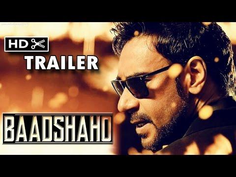 Baadshaho Ajay Devgan Movie Trailer 2017   Official Trailer   Emraan hashmi   Ileana