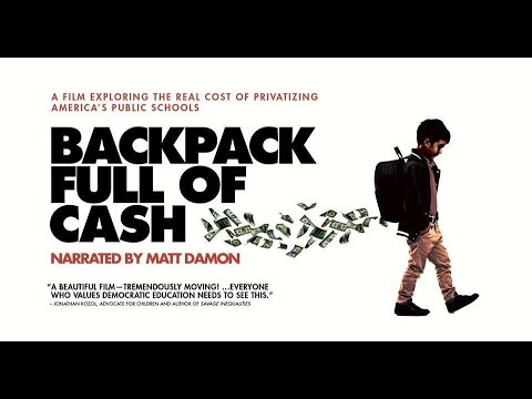 Backpack Full of Cash