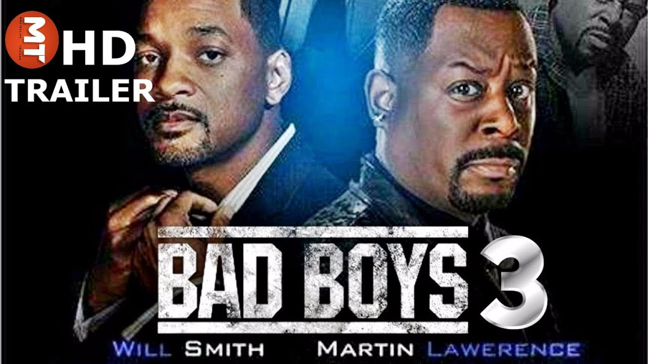 Bad Boys 3 Movie Trailer (2018) - Will Smith, Martin Lawrence [Fanmade]