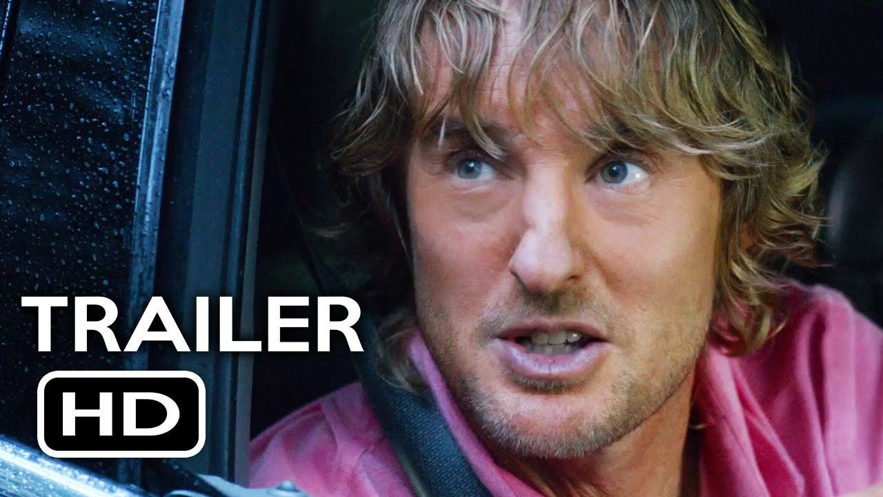 Bastards Official Trailer #1 (2017) Owen Wilson, Ed Helms Comedy Movie HD