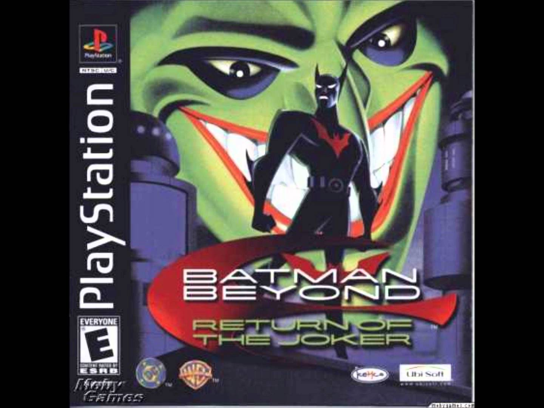 Batman Beyond Return of the Joker Game OST   Stage 1