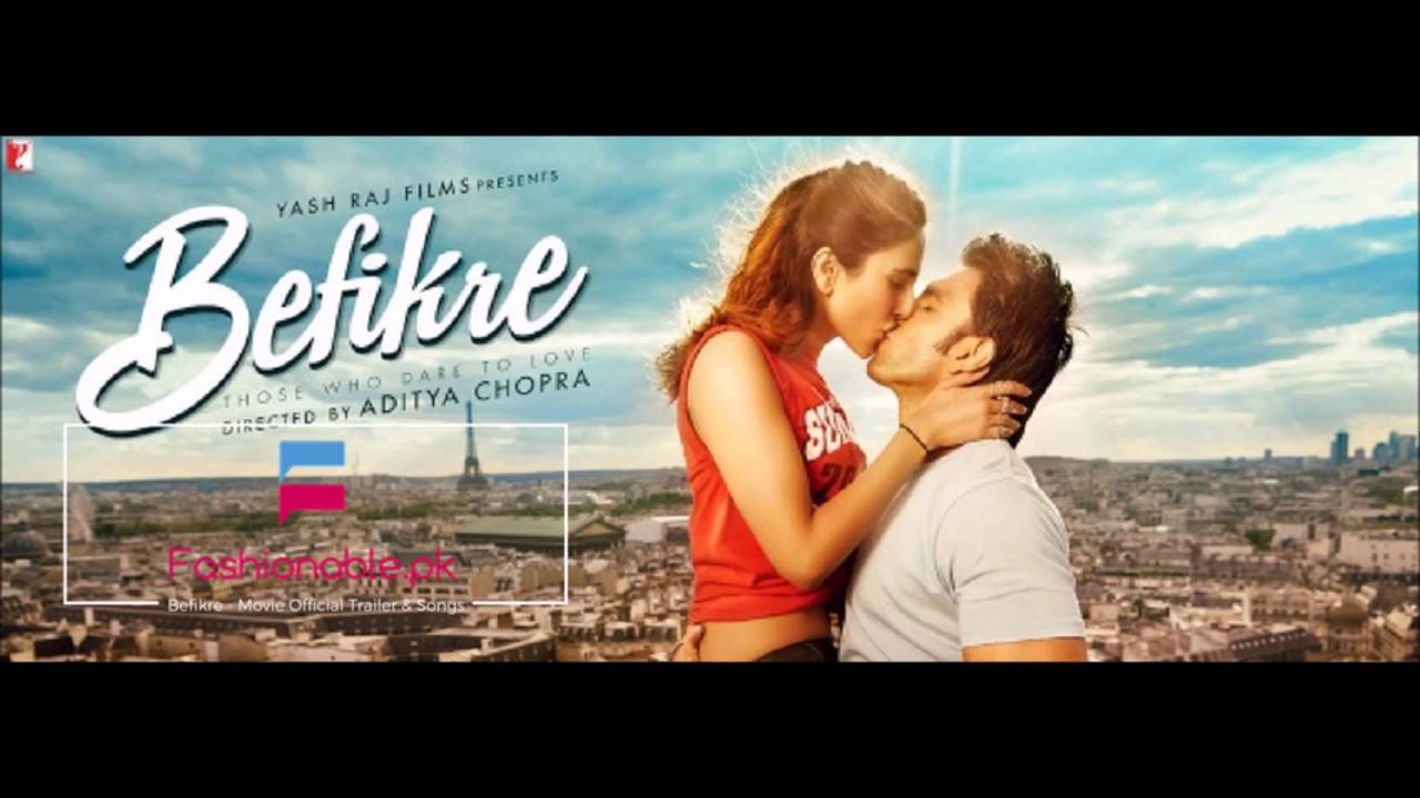 Befikre Official Trailer   Aditya Chopra   Ranveer Singh   Vaani Kapoor , befikre teaser trailer