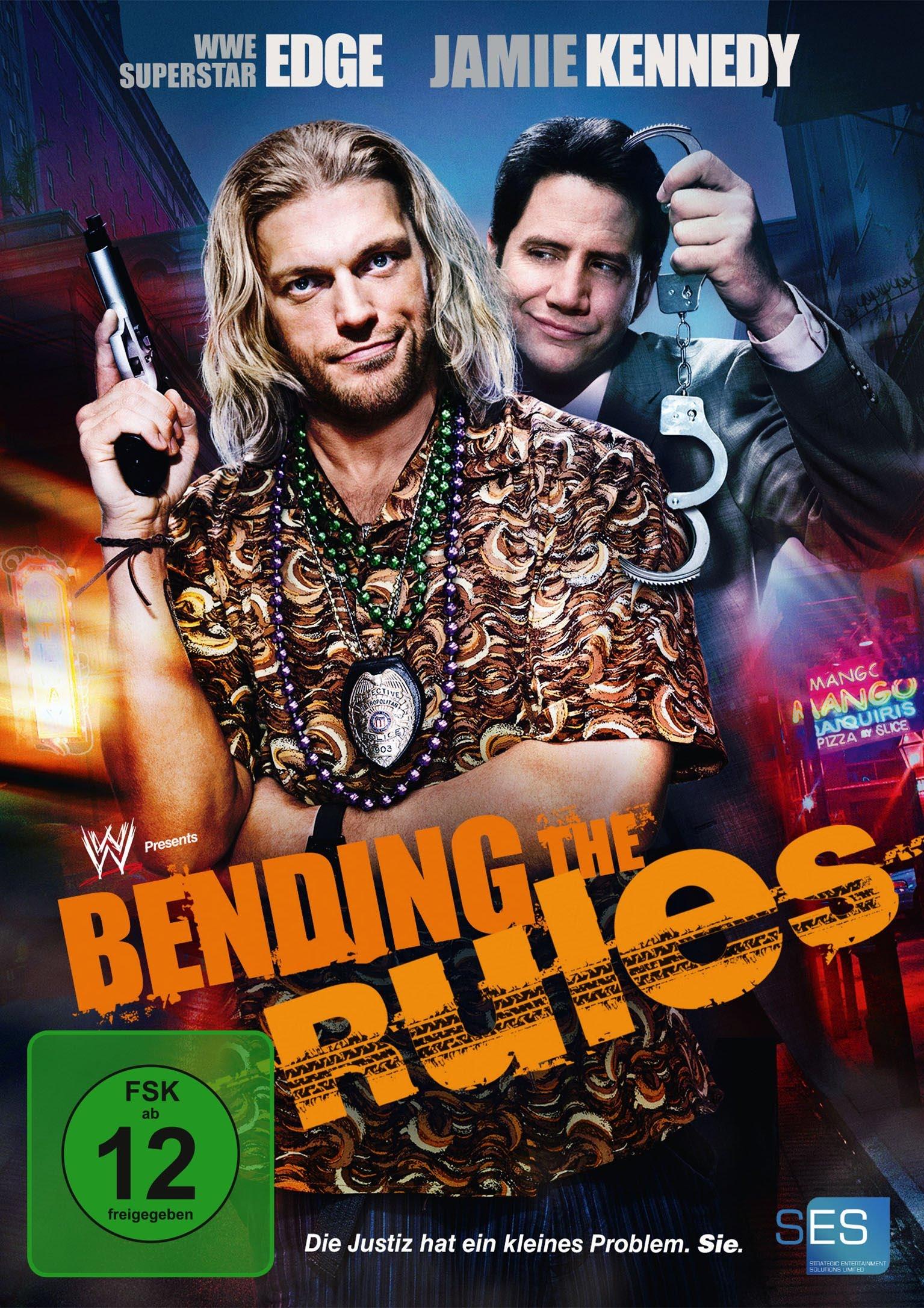 Bending The Rules - Trailer deutsch (offiziell)